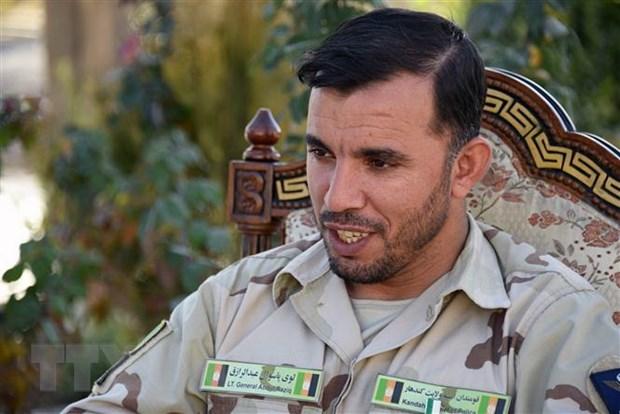 Afghanistan hoan cuoc bau cu quoc hoi tai tinh Kandahar hinh anh 1