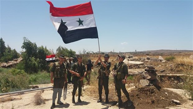 Syria: Tho Nhi Ky khong thuc hien nghia vu theo thoa thuan Idlib hinh anh 1