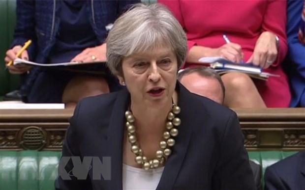 Thu tuong May: Anh khong tong tuyen cu som, van theo duoi Brexit hinh anh 1