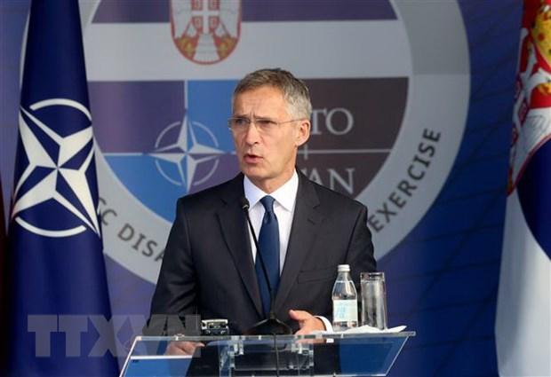 NATO tuyen bo san sang dam phan voi Nga ve hiep uoc INF hinh anh 1