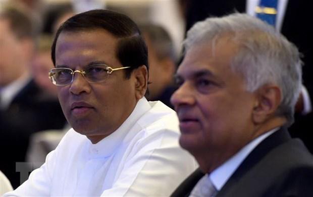 Tong thong Sri Lanka khoi phuc lai hoat dong cua quoc hoi hinh anh 1