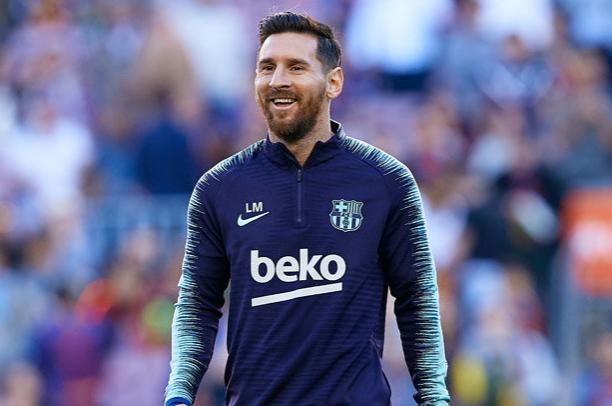 "Lionel Messi huong toi ky luc ghi ban cua ""Vua bong da"" Pele hinh anh 1"