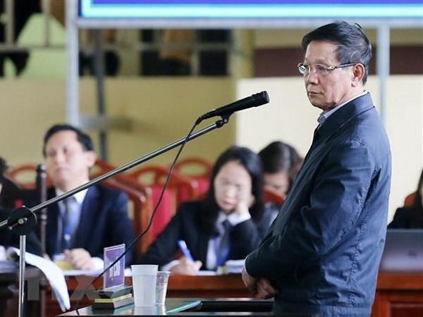 De nghi tuyen phat bi cao Phan Van Vinh tu 7 nam den 7 nam 6 thang tu hinh anh 1