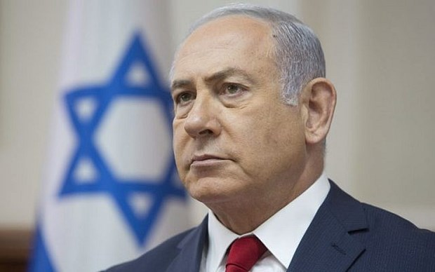 Thu tuong Benjamin Netanyahu tuyen bo Israel se tu ve truoc Iran hinh anh 1