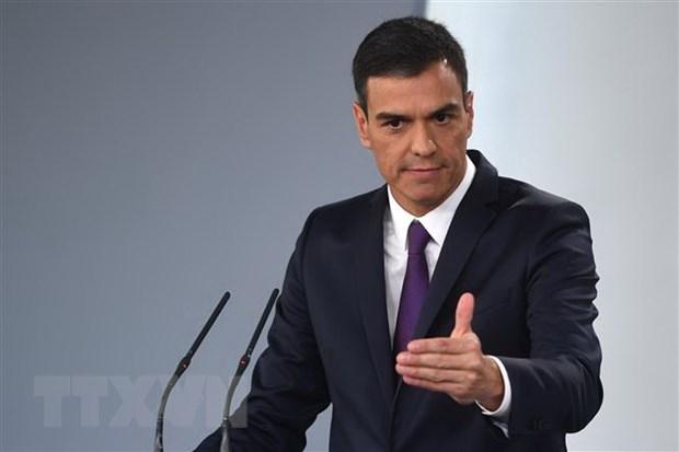 Thu tuong Tay Ban Nha ung ho Brexit sau khi dat thao thuan voi EU hinh anh 1