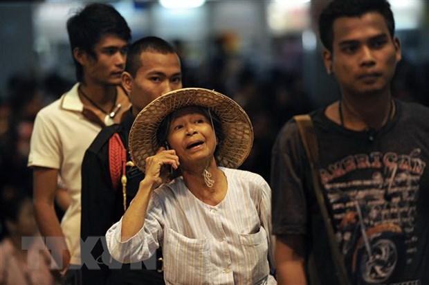 Truyen thong Thai Lan: Khu vuc bau cu se som duoc cong bo hinh anh 1