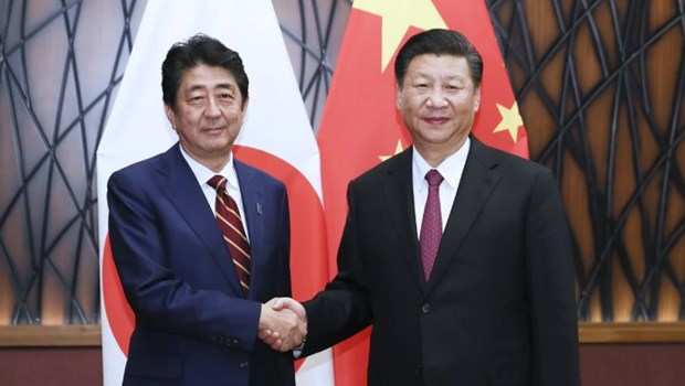 Lanh dao Nhat Ban-Trung Quoc se gap nhau ben le hoi nghi G20 hinh anh 1