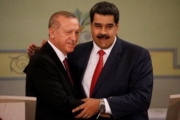 Venezuela va Tho Nhi Ky ky nhieu thoa thuan kinh te, quoc phong hinh anh 1