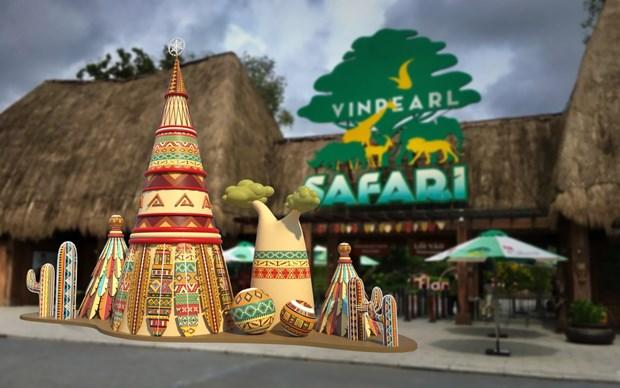 Festive Wonderland - Le hoi than tien tai xu so Vinpearl Land hinh anh 6