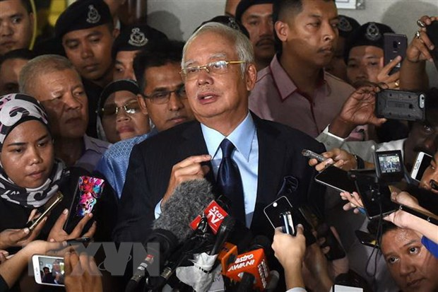 Malaysia bat cuu Thu tuong Razak dieu tra viec thay bao cao ve 1MDB hinh anh 1