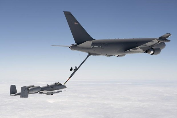 Boeing gianh hop dong cung cap may bay quan su cho Nhat Ban hinh anh 1