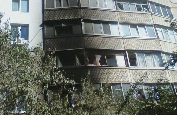 Ukraine: Sap nha do no khi gas, kha nang nhieu nguoi mac ket hinh anh 1