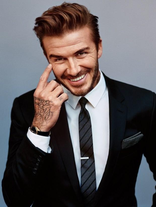 Vo chong David Beckham tiet lo mon my pham duong da yeu thich hinh anh 2