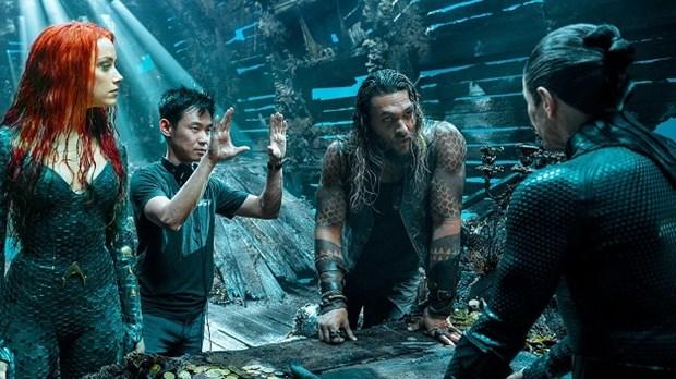 ''Aquaman'': Thap sang lai hy vong cho vu tru dien anh cua DC hinh anh 2