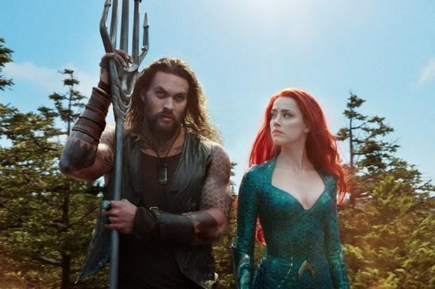 ''Aquaman'': Thap sang lai hy vong cho vu tru dien anh cua DC hinh anh 1