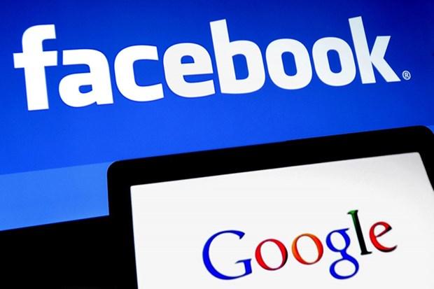 Google va Facebook nop phat vi pham luat quang cao chinh tri hinh anh 1