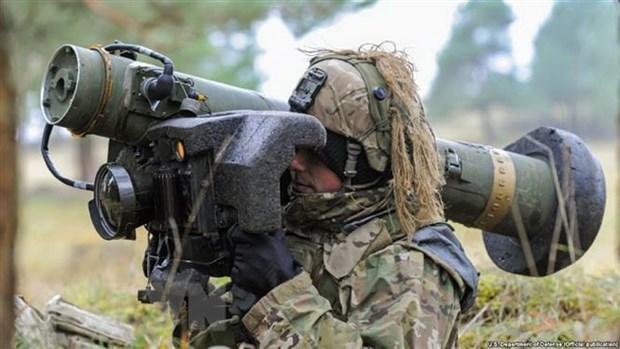 Ukraine-NATO nhat tri tang cuong hop tac song phuong trong 2019 hinh anh 1