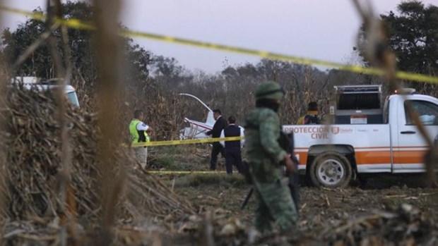 Mexico: Roi may bay truc thang, thong doc bang Puebla thiet mang hinh anh 1