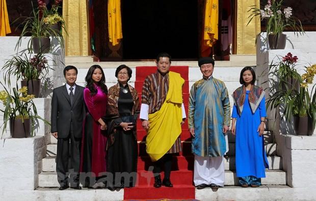 Thuc day quan he hop tac Viet Nam-Bhutan ngay cang thuc chat, hieu qua hinh anh 1