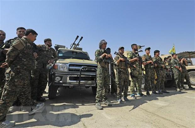 Syria: Luc luong nguoi Kurd lac quan ve mot thoa thuan voi chinh phu hinh anh 1