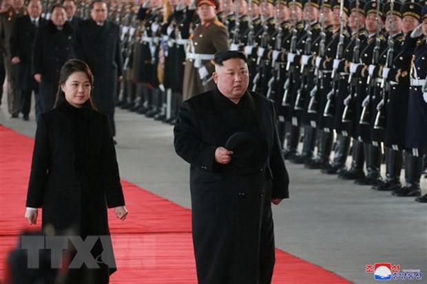 Nhat phan tich tin chuyen tham Trung Quoc cua ong Kim Jong-un hinh anh 1