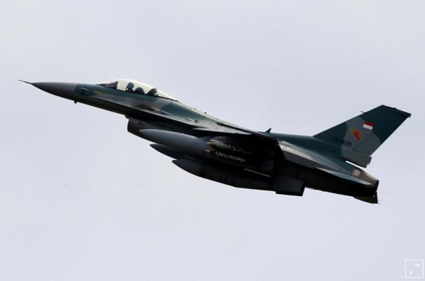 Bulgaria bat dau dam phan mua 8 may bay chien dau F-16 cua My hinh anh 1