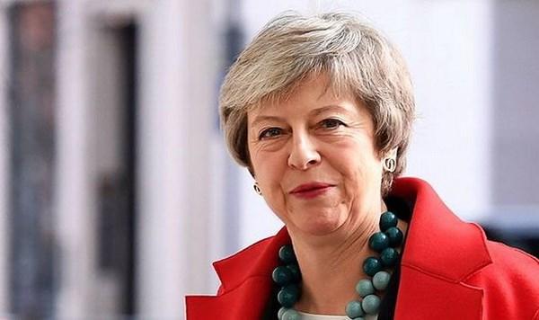 Ba May: Tu choi thong qua thoa thuan Brexit la khong the tha thu hinh anh 1