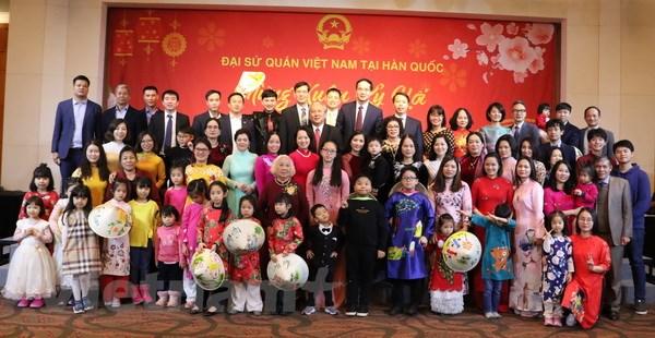 Am ap Tet Ky Hoi 2019 cua cong dong nguoi Viet tai Han Quoc hinh anh 3