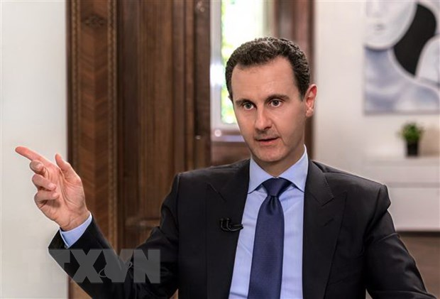 Nghi sy Nga: Tong thong Syria muon tham Sevastopol va Crimea hinh anh 1