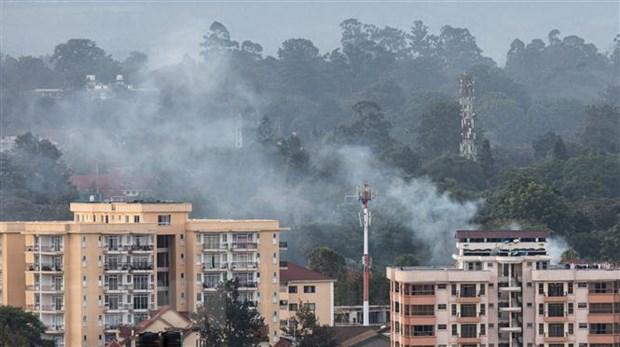 Al-Shabaab: Vu tan cong o Kenya nham tra thu My cong nhan Jerusalem hinh anh 1