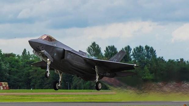 Singapore chon may bay chien dau F-35 cua My thay vi Trung Quoc hinh anh 1
