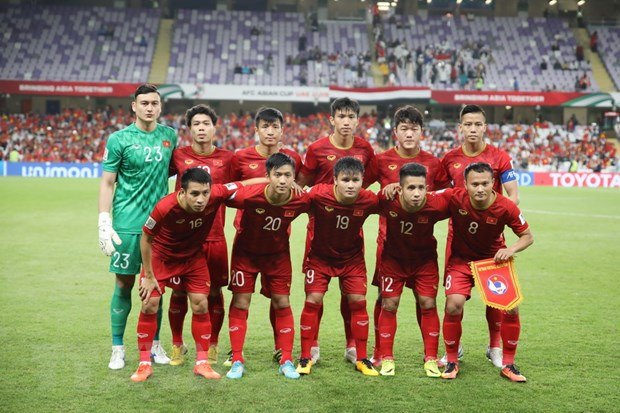 Asian Cup 2019: FIFA danh loi co canh cho bong da Viet Nam hinh anh 1