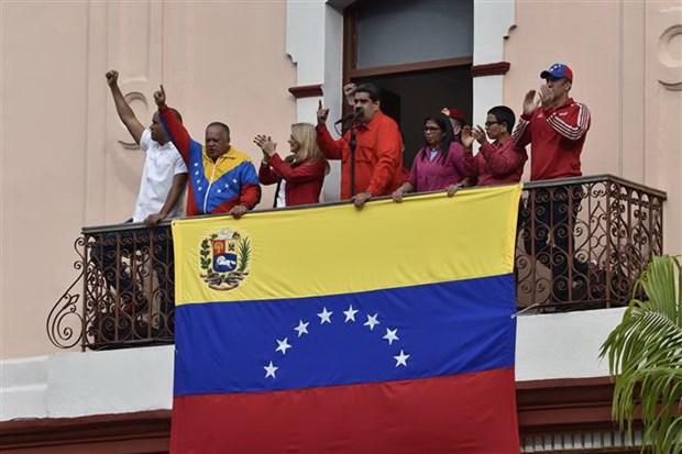 Phan ung cua Trung Quoc va nhieu nuoc ve tinh hinh Venezuela hinh anh 1