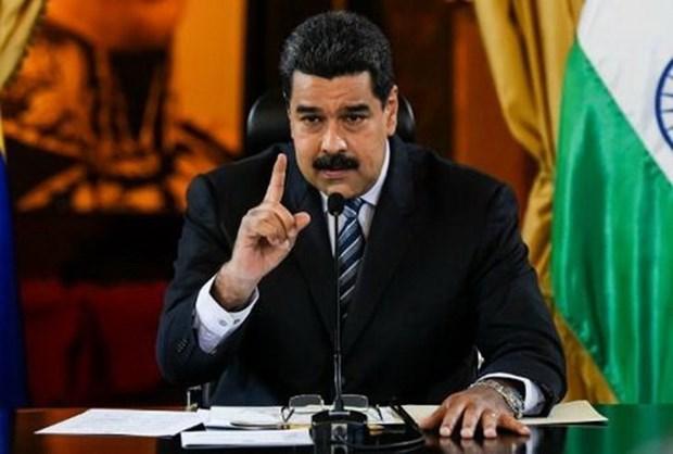 Venezuela can nhac hanh dong phap ly truoc trung phat cua My hinh anh 1
