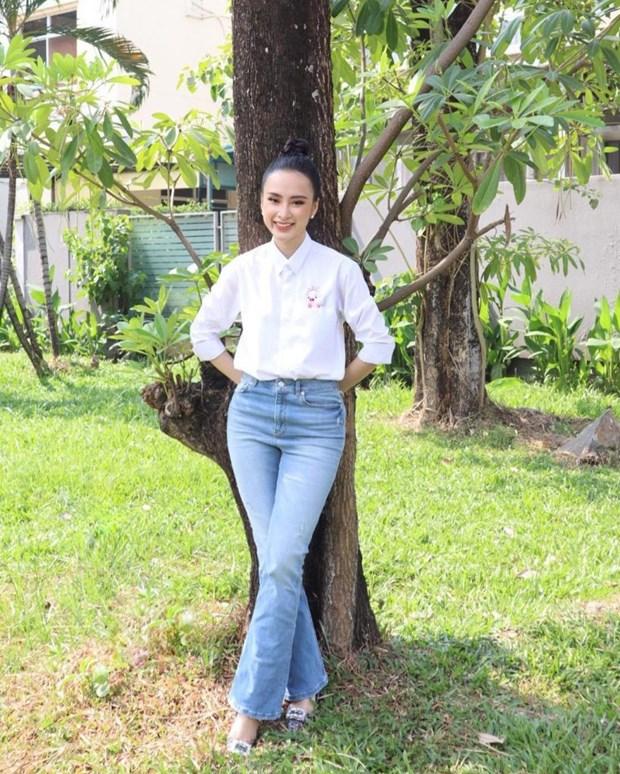 Dai tiec street style cua dan sao Viet truoc them Tet Nguyen dan hinh anh 6