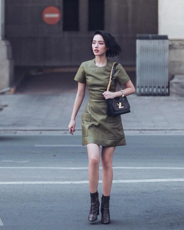 Dai tiec street style cua dan sao Viet truoc them Tet Nguyen dan hinh anh 19