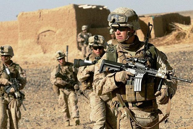 My chua co khung thoi gian cho viec rut binh sy khoi Afghanistan hinh anh 1