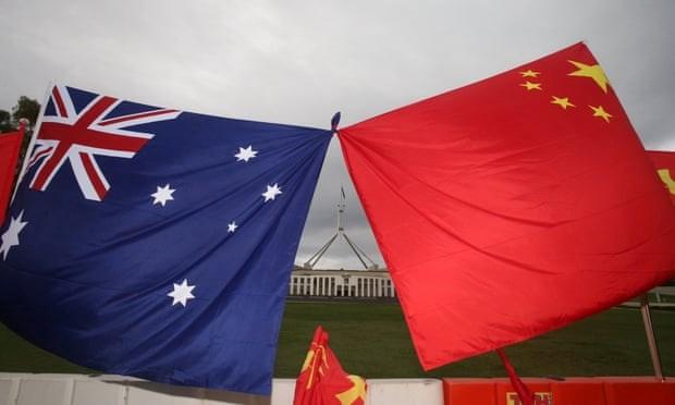 Australia thu hoi thi thuc cu tru cua mot doanh nhan Trung Quoc hinh anh 1