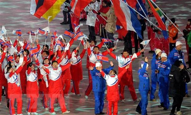 Han Quoc: The van hoi PyeongChang mo ra tien trinh hoa binh Trieu Tien hinh anh 1