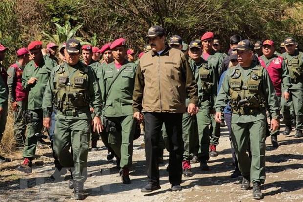 Trung Quoc ung ho giai phap hoa binh cho cuoc khung hoang Venezuela hinh anh 1