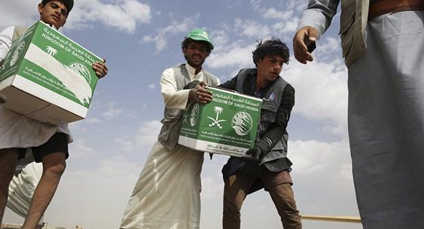 Luong thuc cuu tro cho hang trieu nguoi Yemen co nguy co bi hong hinh anh 1