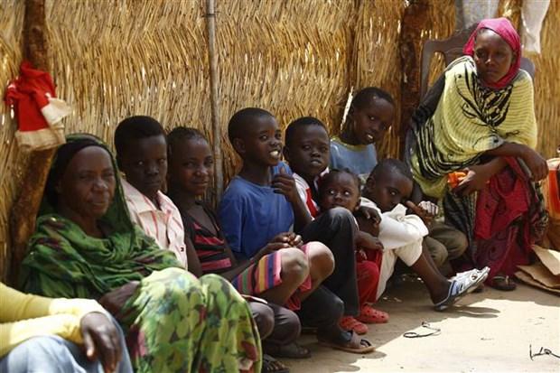 Hang nghin nguoi ti nan Nam Sudan tran sang Cong hoa Dan chu Congo hinh anh 1