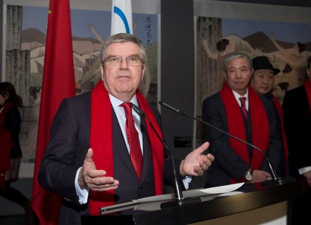 IOC danh gia cao hai mien Trieu Tien dong dang cai The van hoi 2032 hinh anh 1