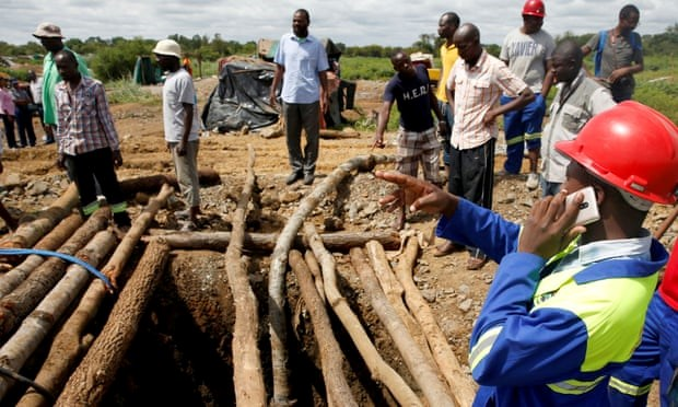 Zimbabwe: 60 tho co the da thiet mang trong 2 mo vang bi ngap nuoc hinh anh 1