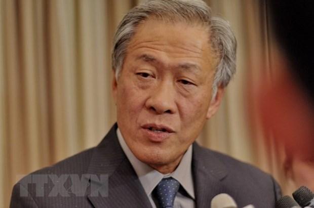 Dam phan ASEAN va Trung Quoc ve van de Bien Dong sap dien ra hinh anh 1