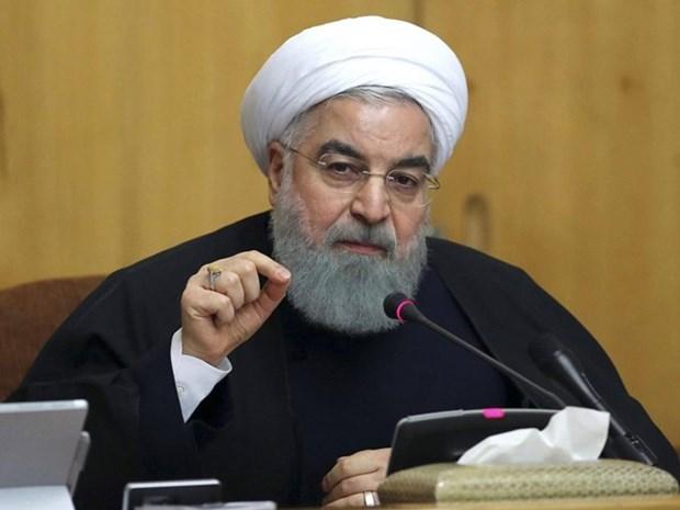 Tong thong Iran: Cac bien phap trung phat cua My la cuoc chien kinh te hinh anh 1