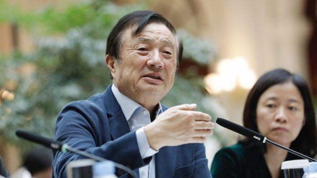 Ong Nham Chinh Phi: My khong co cach nao de bep duoc Huawei hinh anh 1