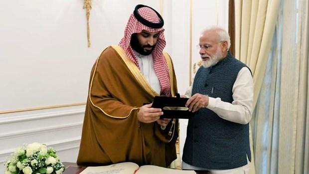 Saudi Arabia tim co hoi dau tu 100 ty USD tai An Do trong 2 nam toi hinh anh 1