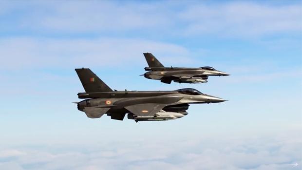 Lockheed Martin cong bo mau may bay moi F-21 danh rieng cho An Do hinh anh 1