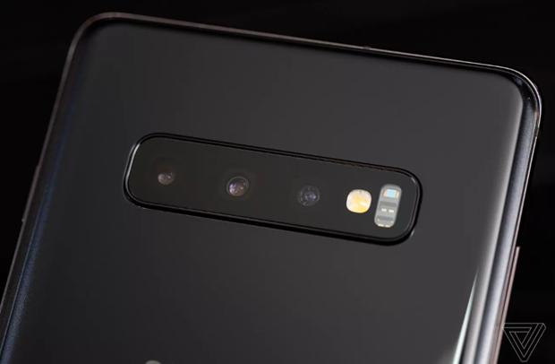 Sieu pham smartphone Galaxy S10 trinh lang voi cu lot xac hoan toan hinh anh 3